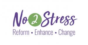 No 2 Stress Logo Image